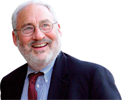 Nobel Prize-Winning<br />Economist &amp; Globalization Authority <br /><span>Joseph Stiglitz</span>