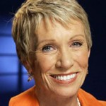 Women Becoming Successful Keynote Public Speakers, with Barbara Corcoran
