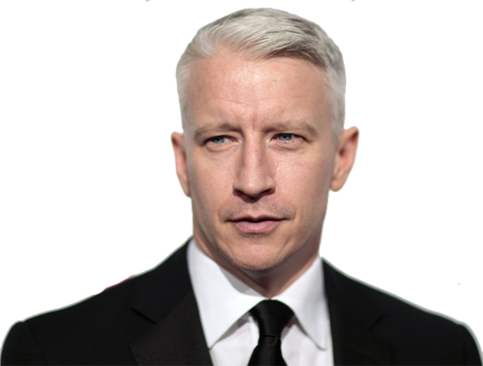CNN Anchor &amp;<br />International Journalist <br /><span>Anderson Cooper</span>