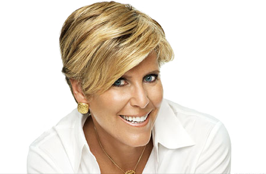 Media Personality &amp;<br />Financial Expert <br /><span>Suze Orman</span>