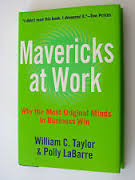 Mavericks at work-Polly LaBarre