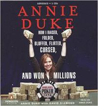 Annie Duke: Book