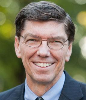 Clayton Christensen | Speaker Agency, Speaking Fee, Videos